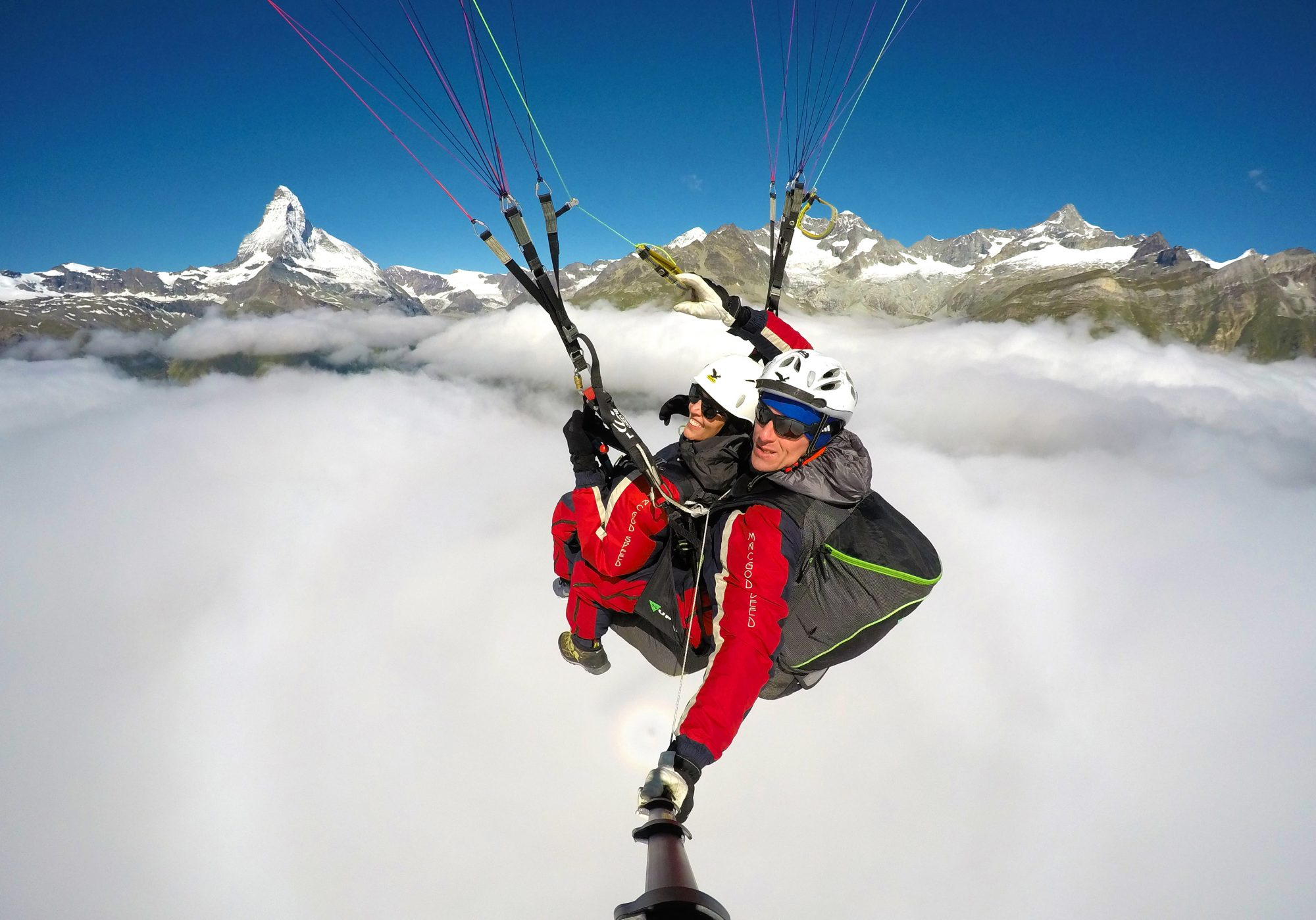Float Paragliding